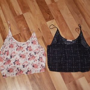 Ardene crop tanks